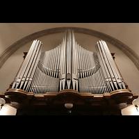 Dresden - Neustadt, Martin-Luther-Kirche, Orgelprospekt