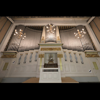 Görlitz, Stadthalle, Orgel