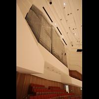 Dresden, Kulturpalast / Philharmonie (Konzertsaal), Orgel seitlich
