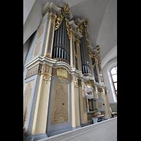 Freiberg (Sachsen), St. Petri (-Nikolai), Orgel seitlich
