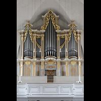 Freiberg (Sachsen), St. Petri (-Nikolai), Silbermann-Orgel