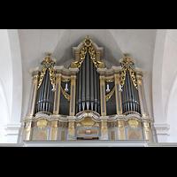 Freiberg (Sachsen), St. Petri (-Nikolai), Orgelempore