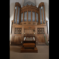 Bautzen, Dom St. Petri (Eule-Orgel im evangelischen Teil), Eule-Orgel im evangelischen Teil des Doms