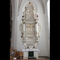 Bautzen, Dom St. Petri (Eule-Orgel im evangelischen Teil), Epitaph an der Südwand