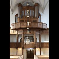 Bautzen, Dom St. Petri (Eule-Orgel im evangelischen Teil), Eule-Orgel