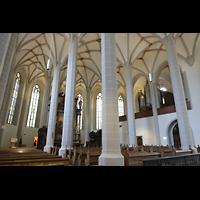Bautzen, Dom St. Petri (Eule-Orgel im evangelischen Teil), Katholischer Teil - Chorraum mit Kohl-Orgel