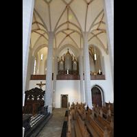 Bautzen, Dom St. Petri (Eule-Orgel im evangelischen Teil), Südlicher Chorraum mit Kohl-Orgel