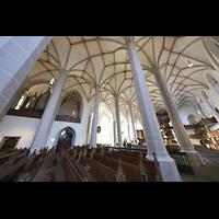 Bautzen, Dom St. Petri (Eule-Orgel im evangelischen Teil), Kohl-Orgel und Eule-Orgel