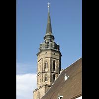 Bautzen, Dom St. Petri (Eule-Orgel im evangelischen Teil), Turm