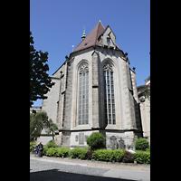 Görlitz, Frauenkirche, Chor von außen