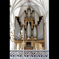 Görlitz, Frauenkirche, Orgel