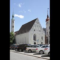 Görlitz, Dreifaltigkeitskirche, Ansicht von Westen