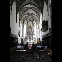 Görlitz, Dreifaltigkeitskirche, Chorraum