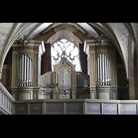 Görlitz, Dreifaltigkeitskirche, Orgel