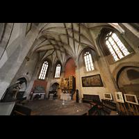 Görlitz, Dreifaltigkeitskirche, Bararakapelle
