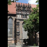 Brandenburg, St. Katharinen (Hauptorgelanlage), Südliches Querhaus