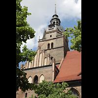 Brandenburg, St. Katharinen (Hauptorgelanlage), Turm