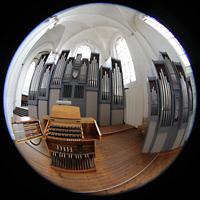 Rostock, St. Nikolai, Orgel