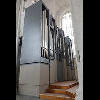Rostock, St. Nikolai, Orgel seitlich