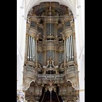 Rostock, St. Marien (Turmorgel), Große Orgel