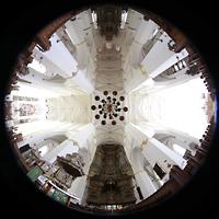 Rostock, St. Marien (Turmorgel), Gesamter Innenraum