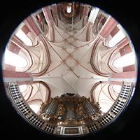 Brandenburg, St. Katharinen (Hauptorgelanlage), Gesamer Innenraum