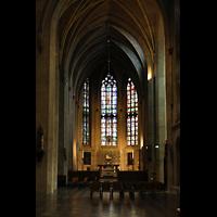 Venlo, Sint Martinus Basiliek, Rechtes Seitenschiff mit eigenem Chor