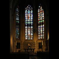 Venlo, Sint Martinus Basiliek, Chor im rechten Seitenschiff