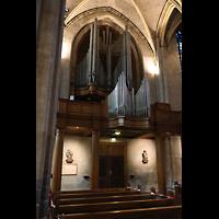 Venlo, Sint Martinus Basiliek, Orgel seitlich