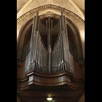 Venlo, Sint Martinus Basiliek, Orgel perspektivisch