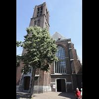 Venlo, Sint Martinus Basiliek, Fassade mit Turm