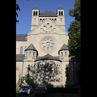 Düsseldorf - Oberkassel, St. Antonius, Östliches Querhaus