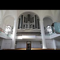 Düsseldorf, Johanneskirche, Orgelempore