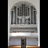 Düsseldorf, Johanneskirche, Orgel