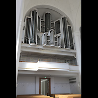 Düsseldorf, Johanneskirche, orgel seitlich