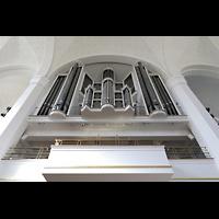 Düsseldorf, Johanneskirche, Orgel perspektivisch