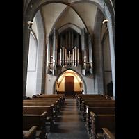 Düsseldorf, Basilika St. Lambertus, Hauptorgel