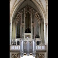 Viersen - Dülken, St. Cornelius und Peter (Hauptorgel), Orgel unbeleuchtet