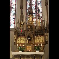 Willich, Pfarrkirche St. Katharina, Hochaltar