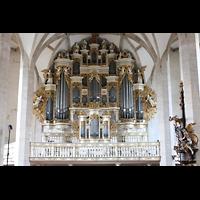 Merseburg, Dom St. Johannes und St. Laurentius, Hauptorgel