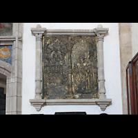 Merseburg, Dom St. Johannes und St. Laurentius, Epitaph des Bischofs Adolf von Anhalt (Mitte 16. Jh.)