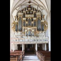 Merseburg, Dom St. Johannes und St. Laurentius, Ladegast-Orgel
