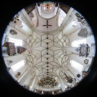 Merseburg, Dom St. Johannes und St. Laurentius, Gesamter Innenraum