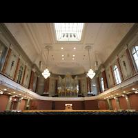 Basel, Stadtcasino, Musiksaal, Konzertsaal mit Orgel