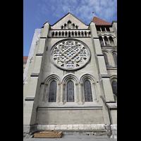 Lausanne, Cathédrale, Südliches Querhaus