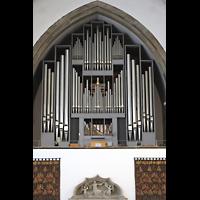 Berlin (Wilmersdorf), Grunewaldkirche, Orgel