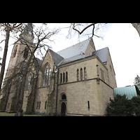 Berlin (Wilmersdorf), Grunewaldkirche, Außenansicht