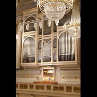 Berlin (Mitte), Konzerthaus, Großer Saal, Orgel seitlich
