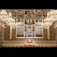 Berlin (Mitte), Konzerthaus, Großer Saal, Orgel