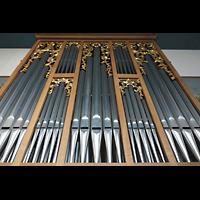 Berlin (Wilmersdorf), Lindenkirche, Prospekt der italienischen Orgel